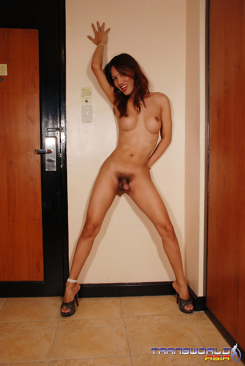 Casually found Tranny model gallery